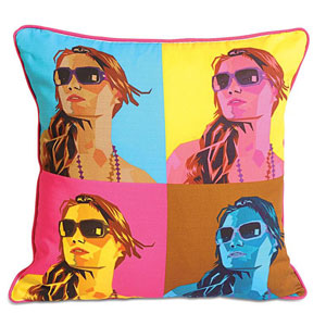 Kewl Style! Cushion Cover