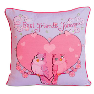 Best Friends Forever! Cushion Cover