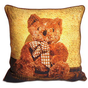 Teddy Cushion Cover
