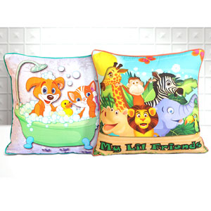 Lino Zora & Bath friends - Set of 2