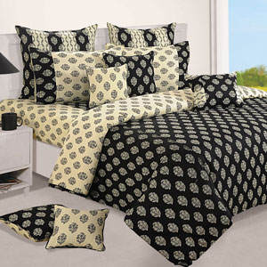 Touch of Class Double Bedsheet & Comforter Set