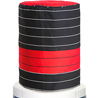 Black n Red Water Bottle Cover