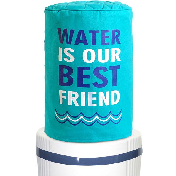 Water Best Fried Water Bottle Cover