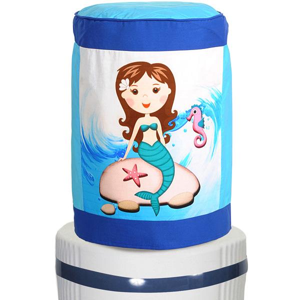 Mermaid Water Bottle Cover