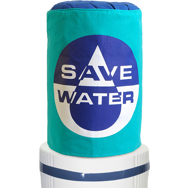 Save Water Bottle Cover