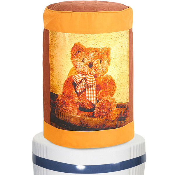 Teddy Water Bottle Cover