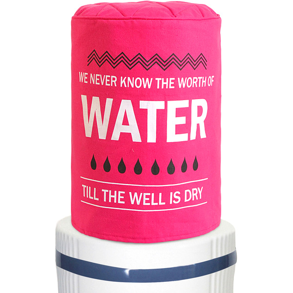 Water Well Water Bottle Cover