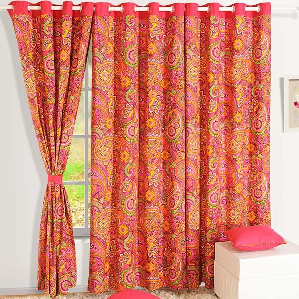 Indian Medley Door Curtain India