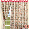 Pink Blush Door Curtain