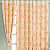 Peach n Pink Door Curtain
