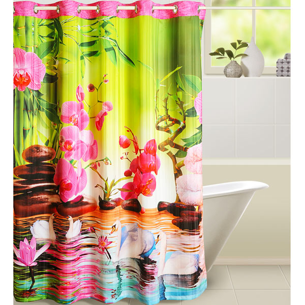 Duck Shower Curtain India