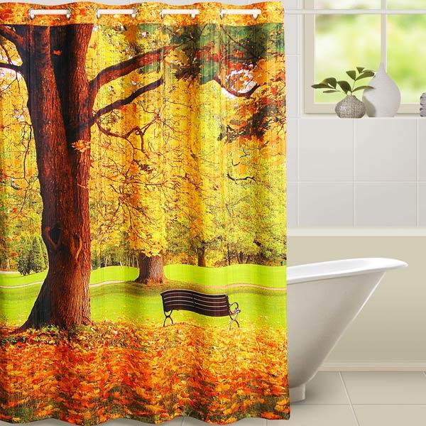 Park Shower Curtain