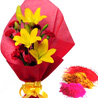 Beautiful Bouquet for Holi