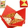 Red Yellow Dryfruit Box