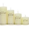 Pillar Candles Gift Set