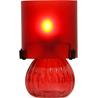 Red T-Light Holder