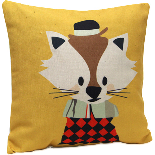 Cute Catty Cushion