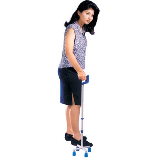 Rehaid Quadripoid Crutch Stick