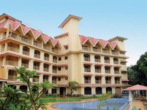 Fortune Select Regina Hotel - North Goa