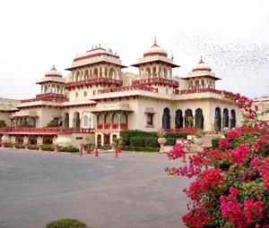 Jaipur - Taj RamBagh