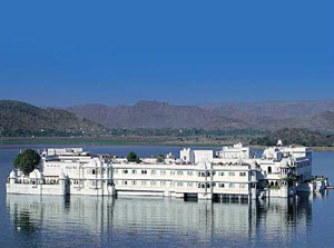 Udaipur -Taj Lake Palace