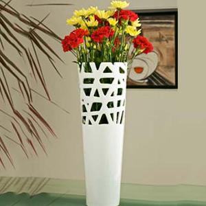 Spirited Flower Vase