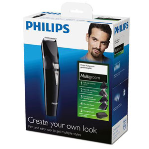 philips multigroom grooming kit for men qg3030 15 india. Black Bedroom Furniture Sets. Home Design Ideas