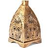 Buddha Lamp in Copper Black