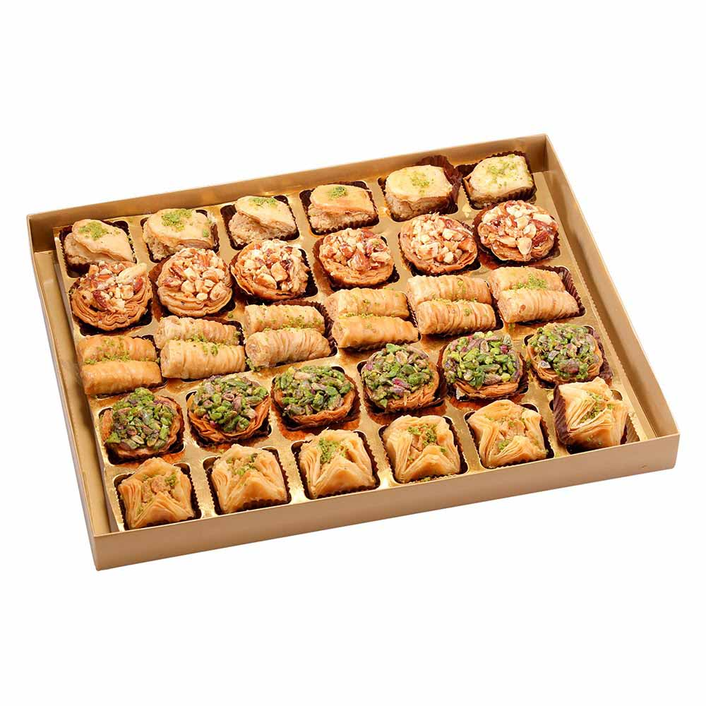 30pcs Goument Baklava Box