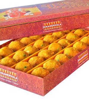 Traditional Mithai-Bikanervala Besan Laddoo Special