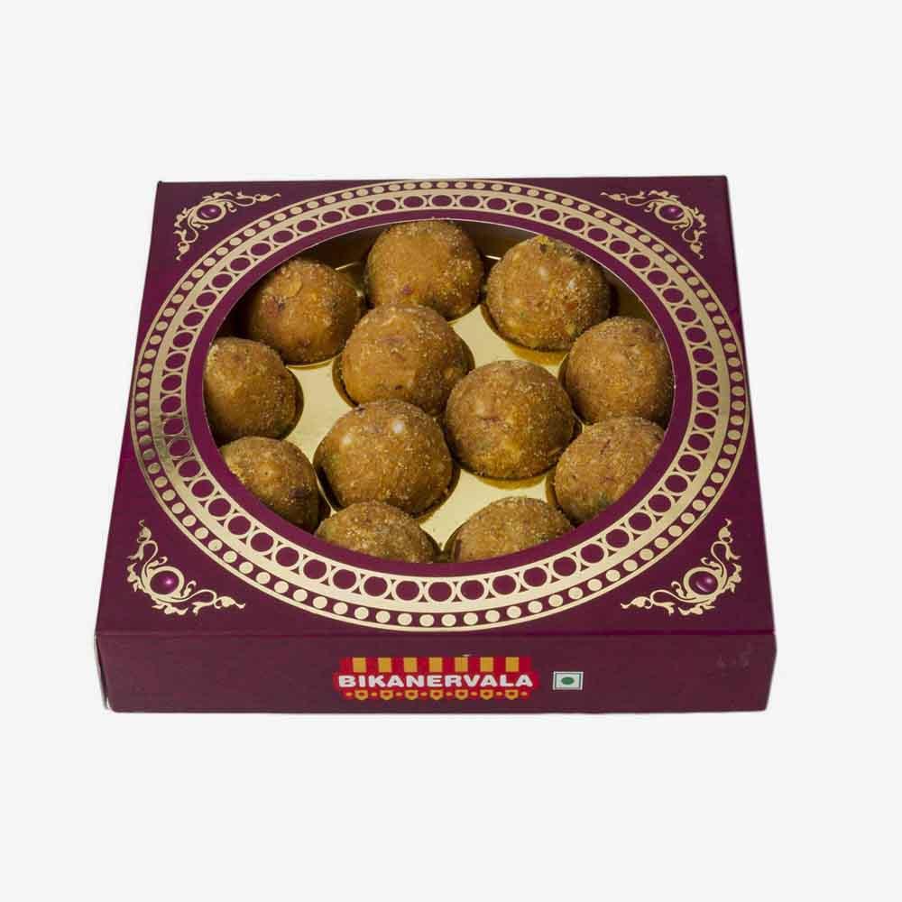 Traditional Mithai-Bikanervala Atta Laddoo Special