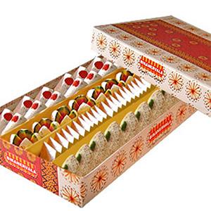Assorted Mithai-Bikanervala Exotic Kaju Sweets Mix