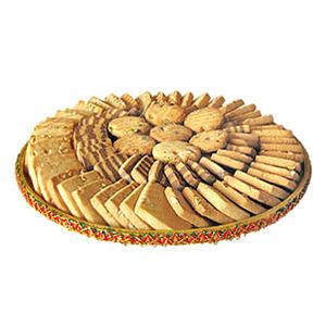 Cookies-Bikanervala Kaju Badaam Cookies Platter