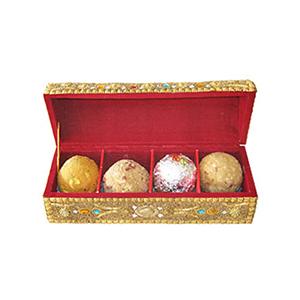 Traditional Mithai-Bikanervala Shahi Laddoo Treasure