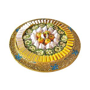 Assorted Mithai-Bikanervala Exotic Mithai Razzle Dazzle
