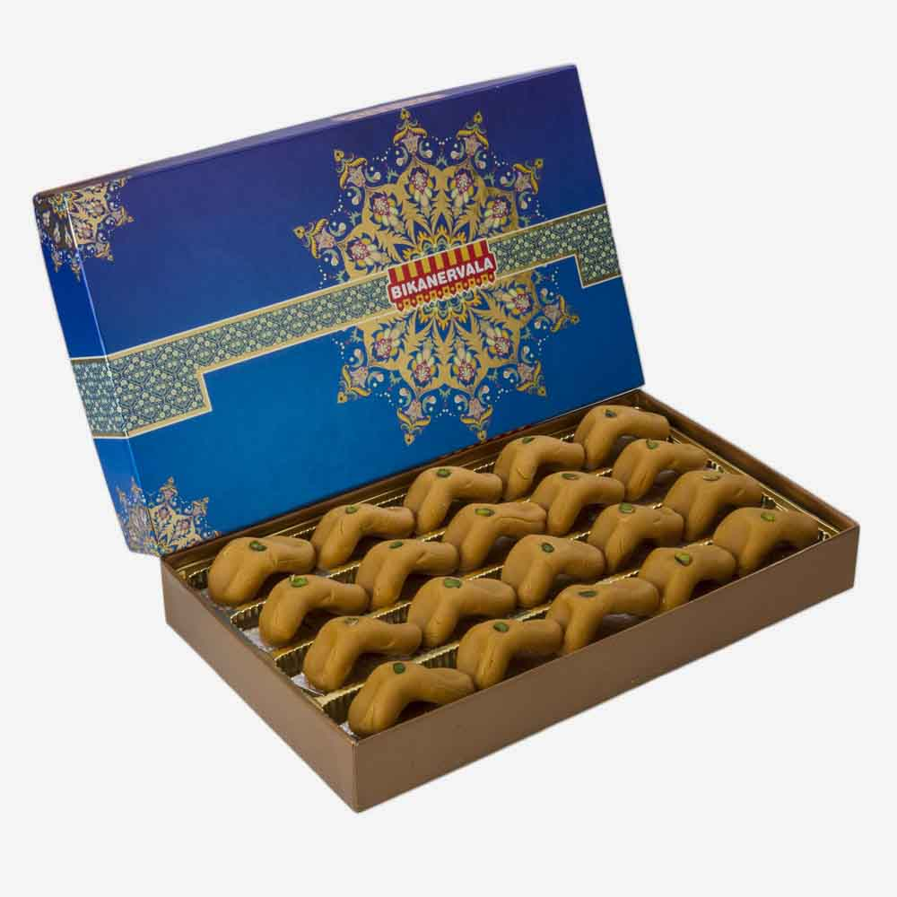 Bikanervala Dry Fruit Cutlet