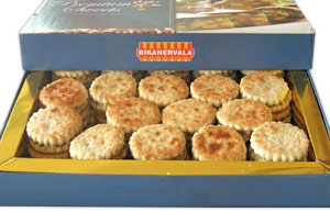 Bikanervala Kaju Roasted Biscuit