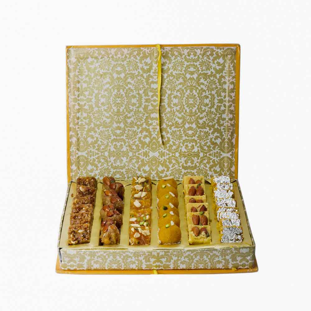 Assorted Mithai-Bikanervala Traditional Mithai Legacy