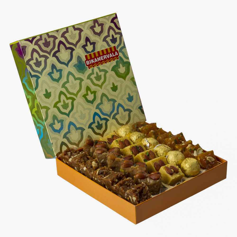 Bikanervala Hall of Fame Sweets Box
