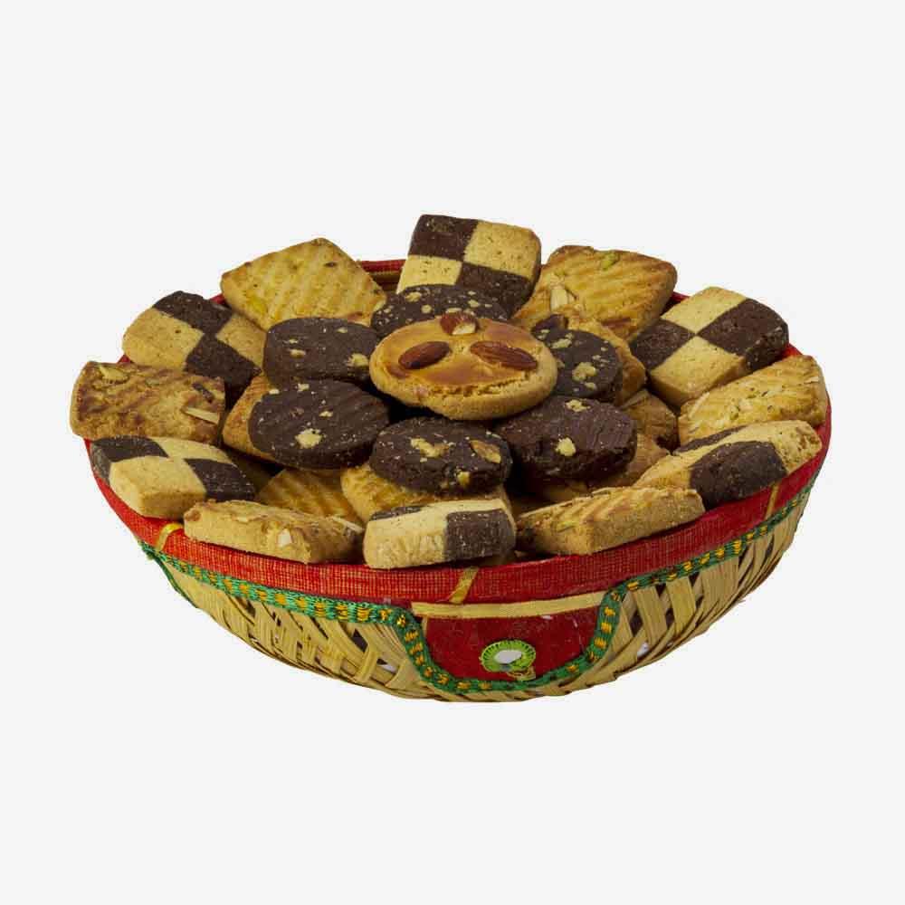 Bikanervala Choco Chunky Cookies Basket