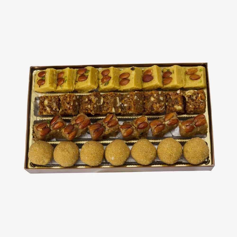 Assorted Mithai-Bikanervala Yummy Delights Box