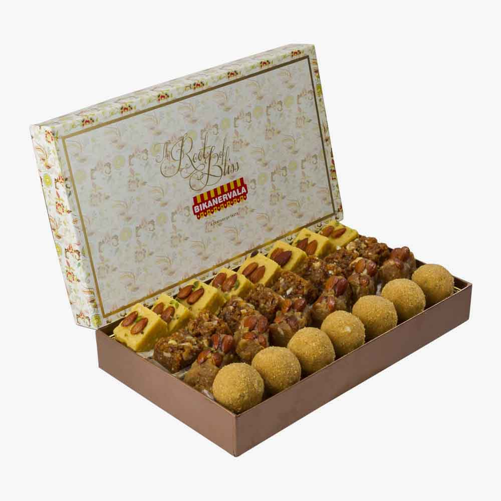 Bikanervala Yummy Delights Box
