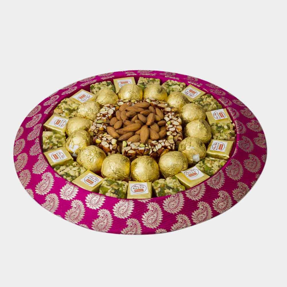 Assorted Mithai-Bikanervala Nutty Savory Duet