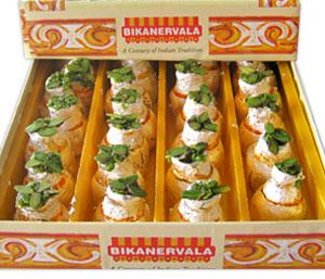 Bikanervala Kaju Kalash