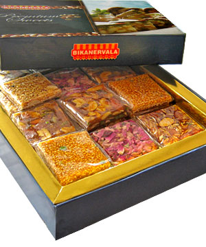 Bikanervala Assorted Chikki