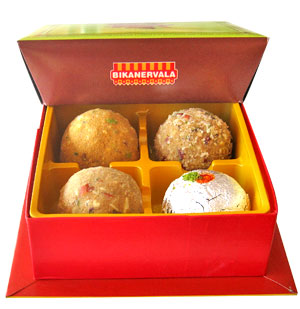 Bikanervala Assorted Shahi Laddoo