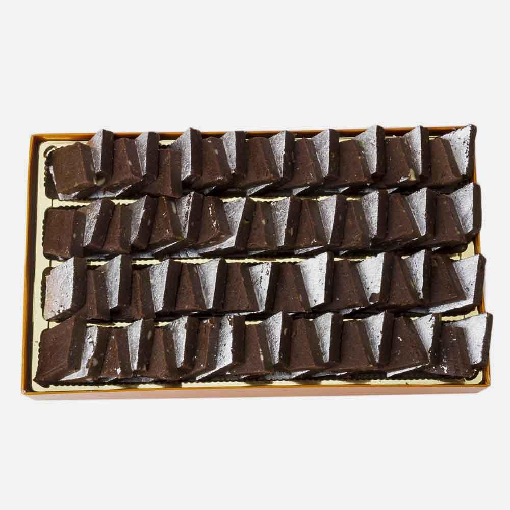 Kaju Mithai-Bikanervala Kaju Chocolate Katli