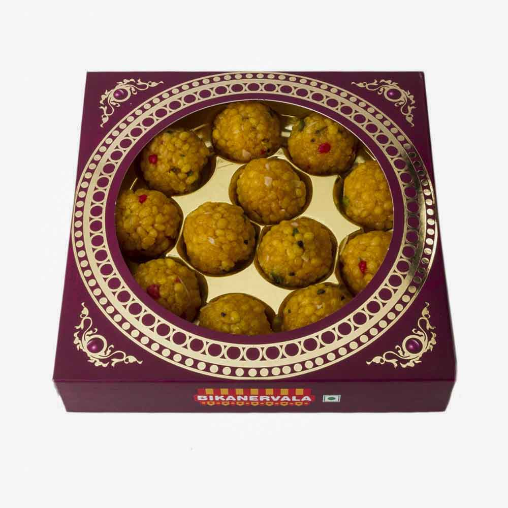 Traditional Mithai-Bikaneri Laddoo