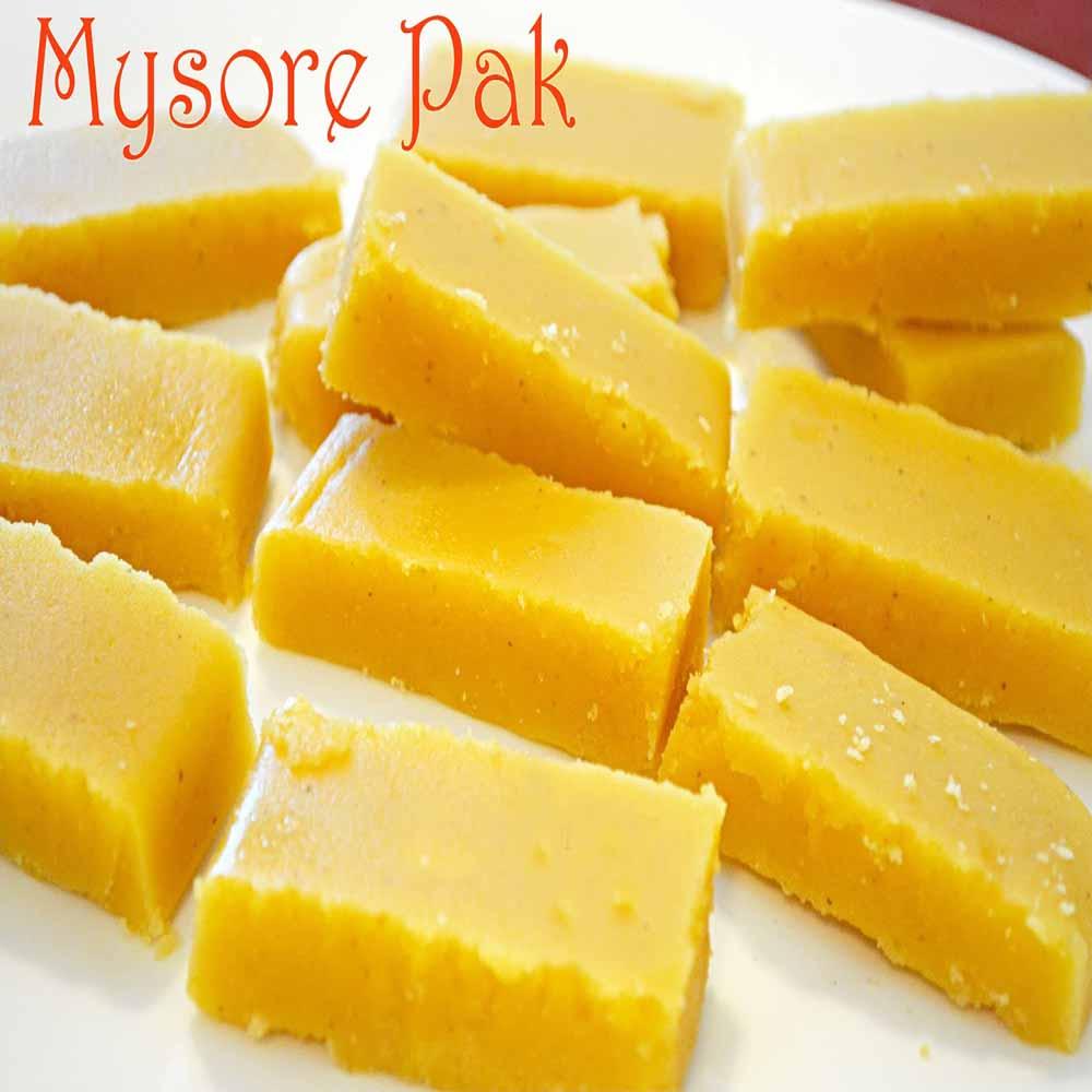 Ghasitaram's Soft Mysore Pak