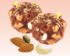 Dry Fruit Peda